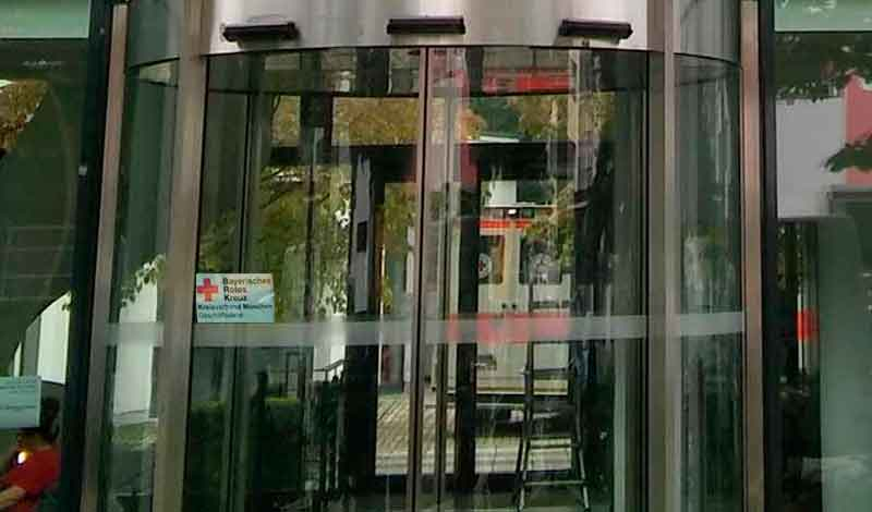 Bayerisches Rotes Kreuz Geschäftsstelle München