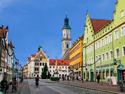 Freising Innenstadt